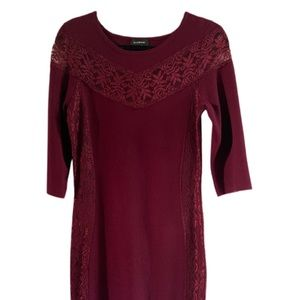 Le chateau size XL fitted dress